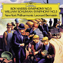 Harris: Symphony No.3 In One Movement / Schuman, W.H.: Symphony No.3 (Live)/New York Philharmonic Orchestra, Leonard Bernstein