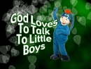 God Loves To Talk To Little Boys When They're Fishin' (Live) (feat. Madison Easter, George Younce)/Homecoming Kids