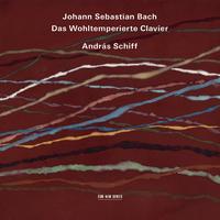 J.S.バッハ:平均律クラヴィーア曲集/András Schiff