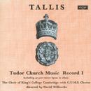 Tallis: Tudor Church Music I (Spem in alium) (Remastered 2015)/The Choir of King's College, Cambridge, Sir David Willcocks