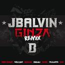 Ginza (Remix) (feat. Yandel, Farruko, Nicky Jam, Delaghetto, Daddy Yankee, Zion, Arcangel)/J. Balvin
