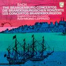 Bach: The Brandenburg Concertos Nos.4-6/English Chamber Orchestra, Raymond Leppard