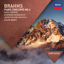 Brahms: Piano Concerto No.1; Handel Variations/Stephen Kovacevich, London Symphony Orchestra, Sir Colin Davis