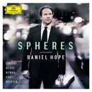 Spheres - Einaudi, Glass, Nyman, Pärt, Richter/Daniel Hope