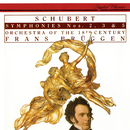 Schubert: Symphonies Nos. 2, 3 & 5/Frans Brüggen, Orchestra Of The 18th Century