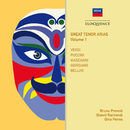 Great Tenor Arias (Vol. 1)/Bruno Prevedi, Gianni Raimondi, Gino Penno, Orchestra of the Royal Opera House, Covent Garden, Sir Edward Downes, Orchestra del Teatro Arena di Verona, Bruno Martinotti, Chorus & Orchestra, Antonio Narducci