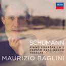 Piano Sonatas 1 & 2, Toccata Op. 7/Maurizio Baglini
