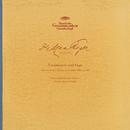 """Reger: Hiller-Variations, Op.100 / Brahms: Academic Festival Overture, Op.80 / Berlioz: Overture """"Benvenuto Cellini"""", Op.23  / Rossini: Overture WilliamTell/Berliner Philharmoniker, Paul van Kempen"""