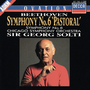 Beethoven: Symphonies Nos. 6 & 8/Chicago Symphony Orchestra, Sir Georg Solti