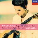 Virtuoso Guitar Transcriptions/Nicola Hall