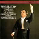 Mendelssohn: Symphonies Nos. 3 & 4/Semyon Bychkov, London Philharmonic Orchestra