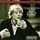 Mozart: Symphony No. 40 - Beethoven: Symphony No. 1/Frans Brüggen, Orchestra Of The 18th Century