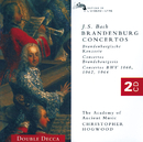 Bach, J.S.: The Brandenburg Concertos/The Academy of Ancient Music, Christopher Hogwood