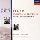 Elgar: Enigma Variations / Kodály: Peacock Variations / Blacher: Variations On A Theme Of Paganini/Wiener Philharmoniker, Sir Georg Solti