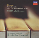 モーツァルト: ピアノ協奏曲第5,14,16番/Robert Levin, The Academy of Ancient Music, Christopher Hogwood