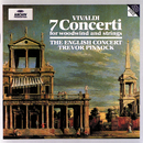 Vivaldi: 7 Concerti for woodwind and strings/The English Concert, Trevor Pinnock