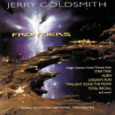 Frontiers: Classic Science Fiction Themes/Jerry Goldsmith, Royal Scottish National Orchestra