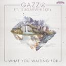 What You Waiting For (feat. SUGARWHISKEY)/Gazzo