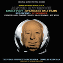 Music From The Films Of Alfred Hitchcock: Family Plot, Strangers On A Train, Suspicion & Notorious (Original Motion Picture Scores)/Charles Ketcham