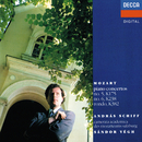 Mozart: Piano Concertos Nos. 5 & 6; Concert Rondo K. 382/András Schiff, Camerata Academica des Mozarteums Salzburg, Sándor Végh