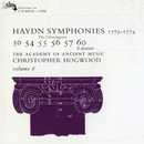 Haydn: Symphonies Vol. 8/Christopher Hogwood, The Academy of Ancient Music