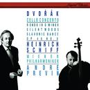 Dvorák: Cello Concerto; Silent Woods etc/Heinrich Schiff, Wiener Philharmoniker, André Previn