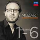 モーツァルト:ピアノ・ソナタ 第1-6番/Roberto Prosseda