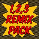1, 2, 3 (Remixes) (feat. Ronnie Flex)/Lil Kleine