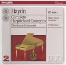Haydn: Complete Harpsichord Concertos; Divertimenti etc./Musica Antiqua Amsterdam, The Amsterdam Baroque Orchestra, Ton Koopman