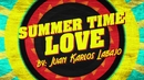 Summer Time Love (Lyric Video)/Juan Karlos Labajo