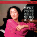 Mozart: Piano Sonatas Nos. 6 & 17; Rondo In D Major/Mitsuko Uchida