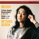 Mozart: Piano Sonatas Nos. 10 & 13; Adagio In B Minor; Kleine Gigue In G Major/Mitsuko Uchida