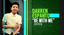 Be With Me Interview/Darren Espanto