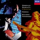 Scarlatti: 9 Sonatas / Rameau: Premier livre de pièces de clavecin (excerpts)/Eduardo Fernández