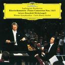 ベートーヴェン:ピアノ協奏曲第1番&第3番/Arturo Benedetti Michelangeli, Vienna Symphony Orchestra, Carlo Maria Giulini