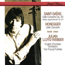 Saint-Saëns: Cello Concerto No. 1; Allegro Appassionato / Honegger: Cello Concerto / Fauré: Elégie / D'Indy: Lied/Julian Lloyd Webber, English Chamber Orchestra, Yan Pascal Tortelier