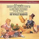 レスピーギ:リュートのための古風な舞曲とアリア第3組曲、組曲<鳥>、バレエ<風変わりな店>組曲/Academy of St. Martin in the Fields, Sir Neville Marriner