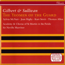 Gilbert & Sullivan: The Yeomen Of The Guard (Highlights)/Sir Neville Marriner, Academy of St. Martin in the Fields