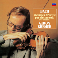 J.S.バッハ:無伴奏ヴァイオリンのためのソナタとパルティータ (全曲)