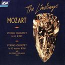 Mozart: String Quartet No. 14; String Quintet No. 4/The Lindsays, Patrick Ireland