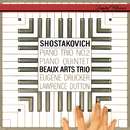 Shostakovich: Piano Quintet; Piano Trio No. 2/Beaux Arts Trio, Eugene Drucker, Lawrence Dutton