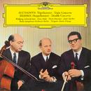ベートーヴェン: 三重奏曲、ブラームス: 二重協奏曲/Géza Anda, Wolfgang Schneiderhan, Pierre Fournier, Radio-Symphonie-Orchester Berlin, Ferenc Fricsay
