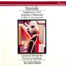 Stravinsky: Symphony In Three Movements; Symphony In C/Sir Colin Davis, Symphonieorchester des Bayerischen Rundfunks
