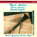 Mozart & Brahms: Clarinet Quintets/Harold Wright, Boston Symphony Chamber Players