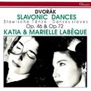 Dvorák: Slavonic Dances/Katia Labèque, Marielle Labèque