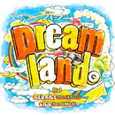 Dreamland。feat. RED RICE (from 湘南乃風), CICO (from BENNIE K)/ハジ→