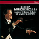 Beethoven: Symphonies Nos. 5 & 8/Sir Neville Marriner, Academy of St. Martin in the Fields