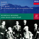 Janácek: Concertino; On An Overgrown Path; Violin Sonata/András Schiff