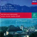 Janácek: Capriccio; In the Mists; Pohádka; Sonata 1.X.1905/András Schiff