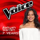 7 Years (The Voice Australia 2016 Performance)/Aaliyah Warren